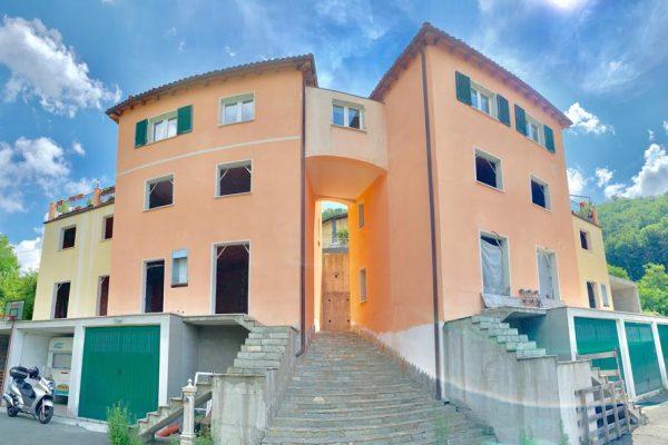 Appartamenti con giardino e terrazzo Davagna nuove costruzioni