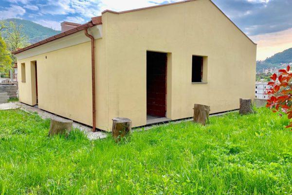 Villa/complesso residenziale con terrazzo e giardino Molassana Doria