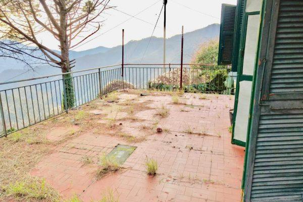 Appartamento Rapallo Montallegro con vista