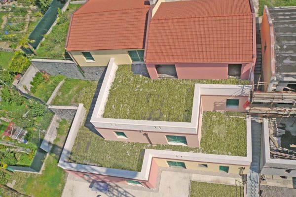 Villa unifamiliare con giardino e terrazzo Molassana