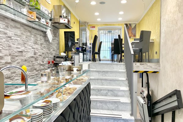 Bar Caffetteria Piazza de ferraris Genova