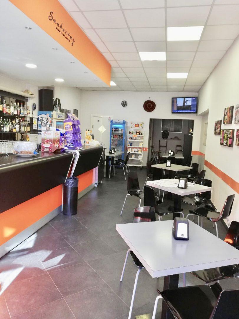 Bar/tavola calda Borzoli