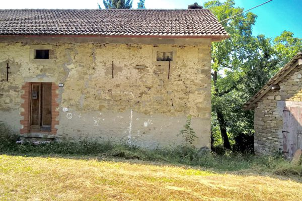 Rustici con 20.000mq di terreno Polinago Modena