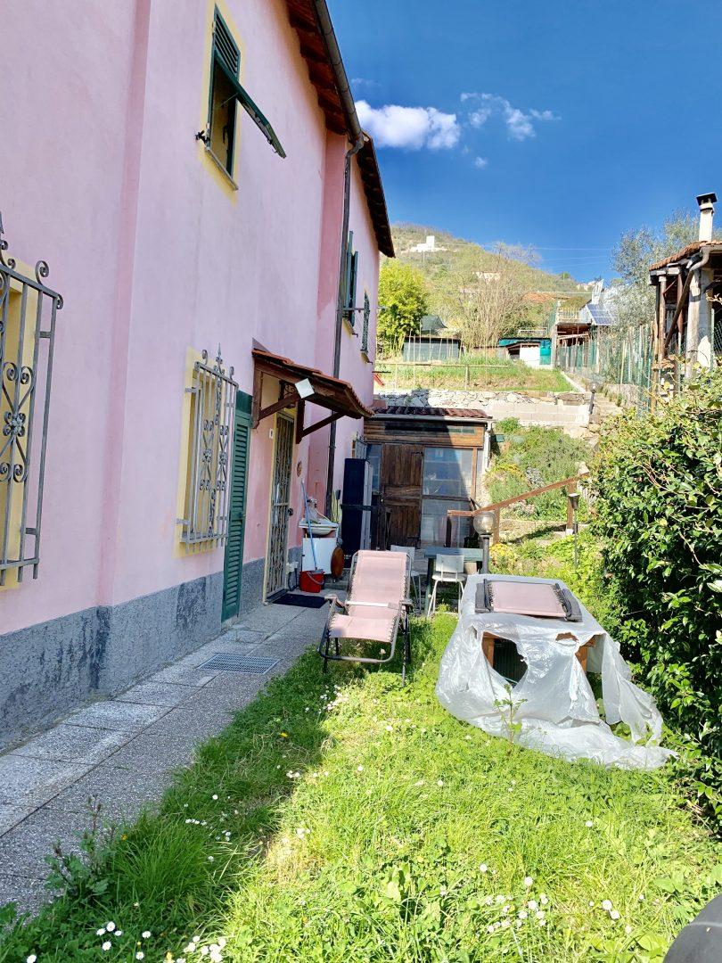 Appartamento in Villa trossarelli