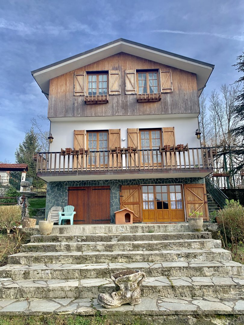 Villa indipendente Torriglia Marzano