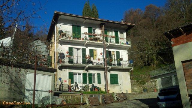 Appartamento Bargagli Canova Monte Nero con giardino