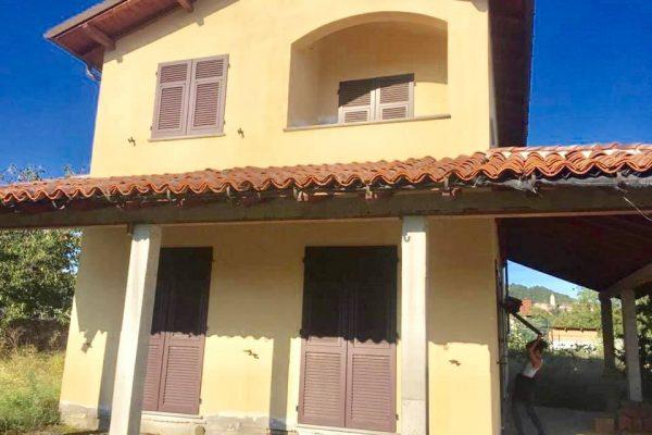 Villa unifamiliare Cairo Montenotte
