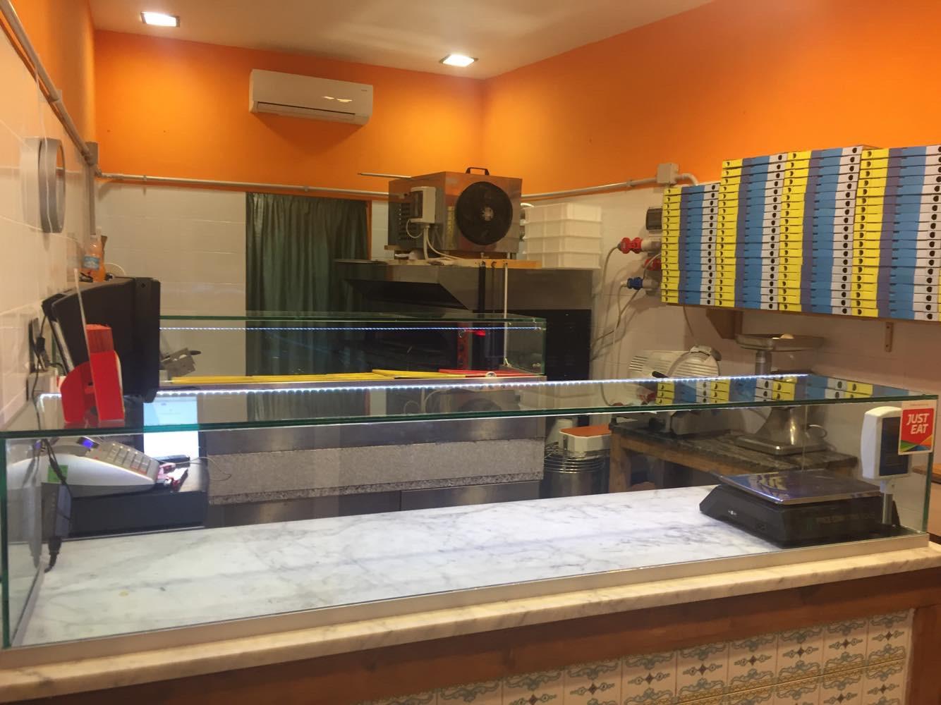 Pizzeria d'Asporto Pontedecimo
