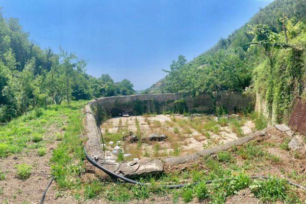 Terreno Uliveti edificabile Cogorno Lavagna