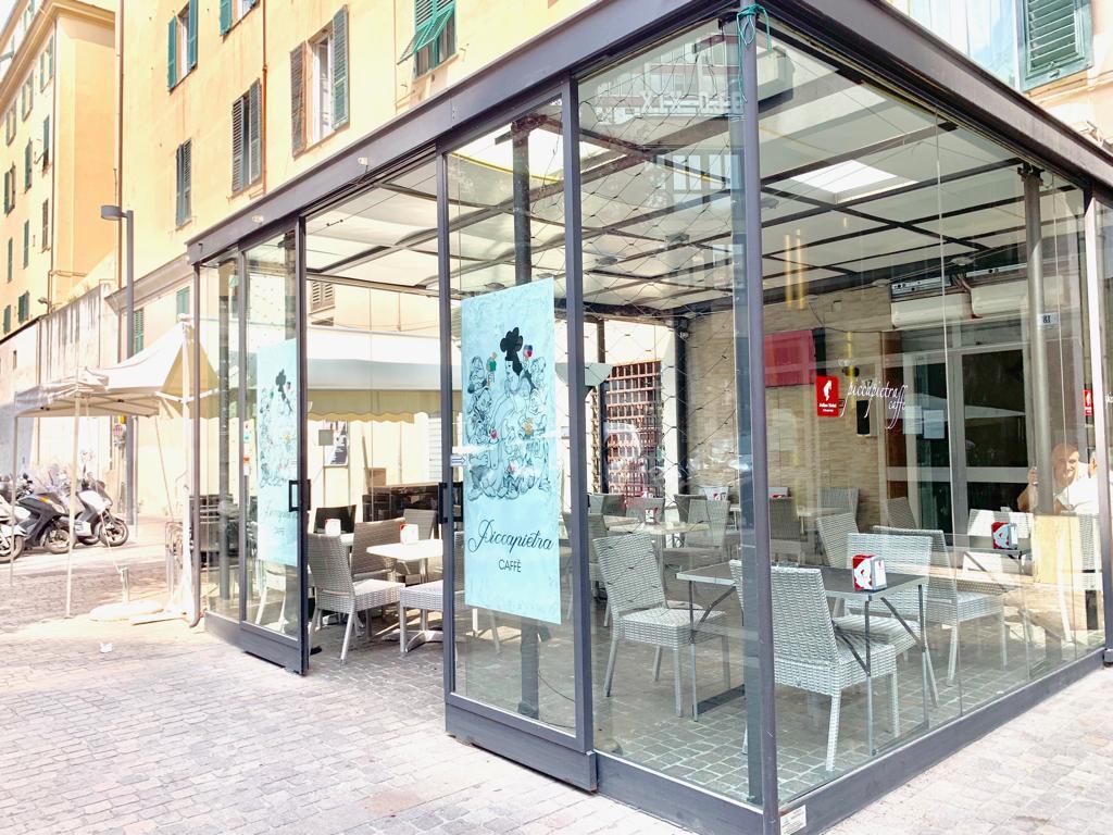 Bar Tavola Fredda Genova centro piccapietra