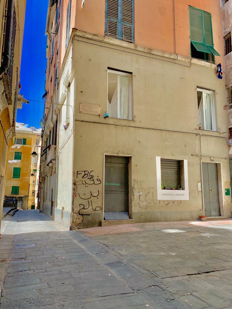 Locale commerciale Genova centro storico