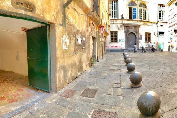 Magazzino Genova centro Storico