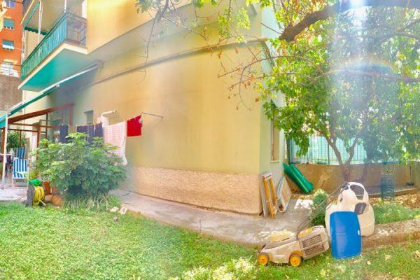 Appartamento indipendente con giardino Marassi