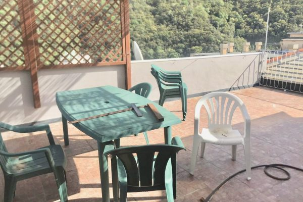 Attico con terrazza vivibile Staglieno Gavette