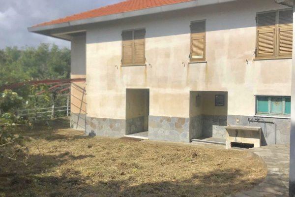 Casa Indipendente con terreno Timone Sestri Ponente