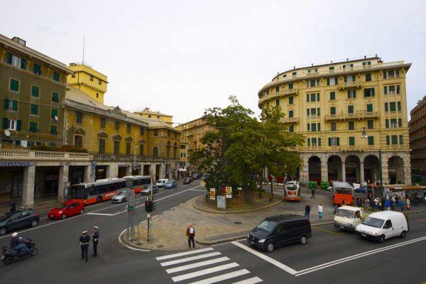 Intero Piano Palazzo Sampiardarena