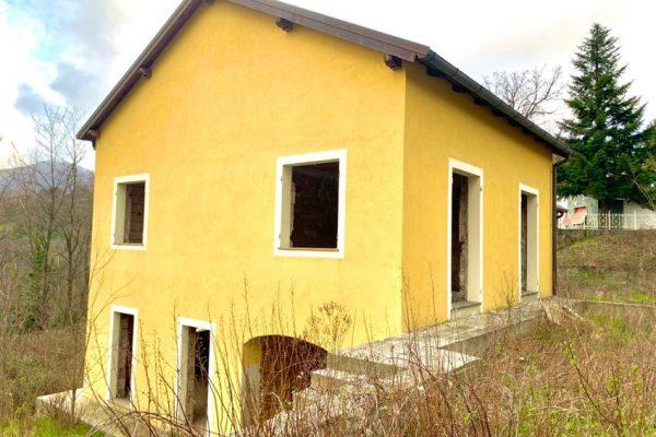 Villa in costruzione Campomorone Isoverde