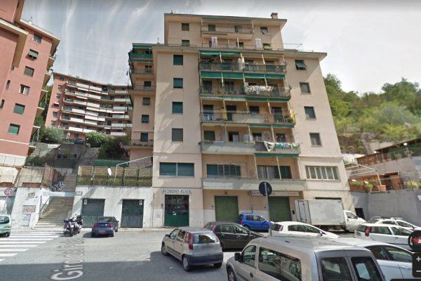 Appartamento vani 5 con balcone Molassana giro del fullo