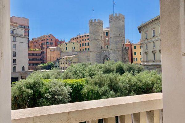 Monolocale Genova centro storico