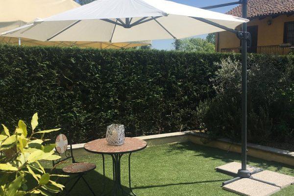 Appartamento con giardino Albaro