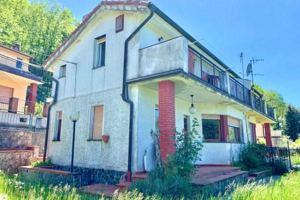 Villa semindipendente Bargagli Traso