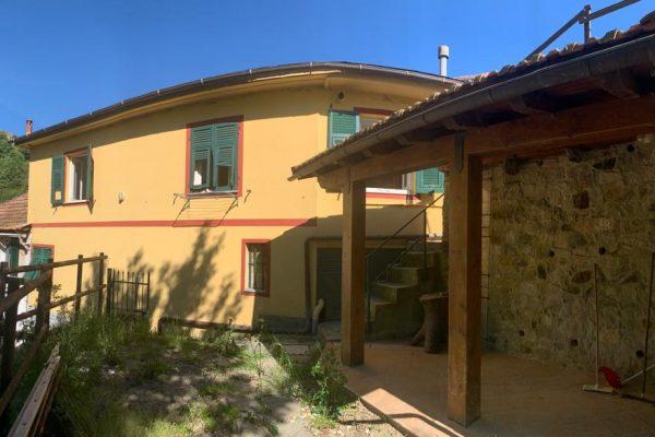 Casa di Campagna Molassana-cavassolo