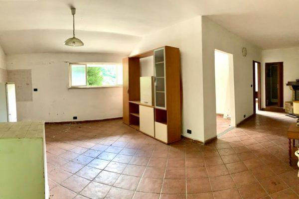 Appartamento indipendente con giardino Bargagli – Viganego