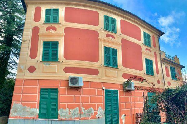 Appartamenti in Villa Campomorone collinetta